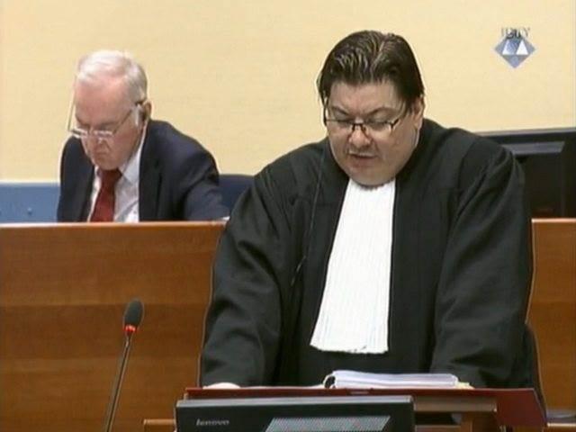 Dragan Ivetić i Ratko Mladić Izvor: MKSJ