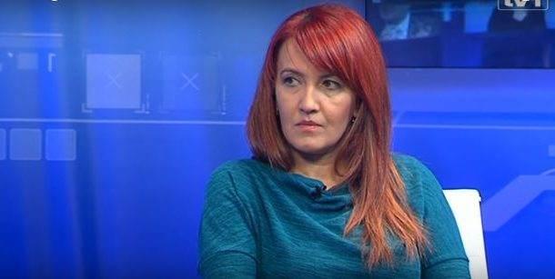 Erna Mačkić u emisiji