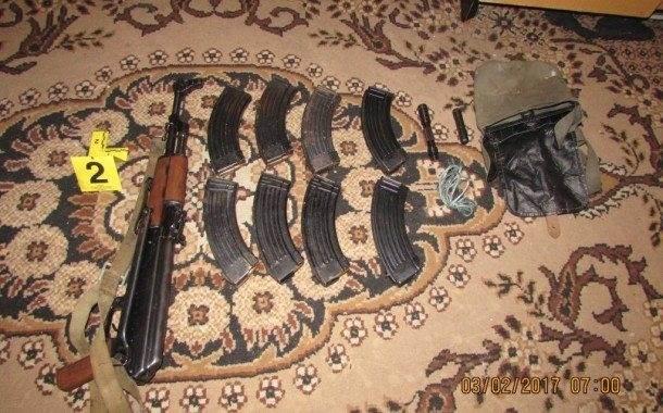 Optužnica za krijumčarenje zaostalog oružja u Njemačku