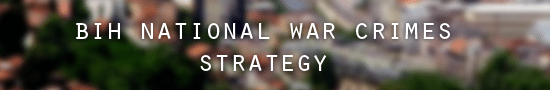 War Crimes Strategy