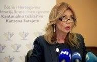 Podnesena disciplinska tužba protiv Dalide Burzić