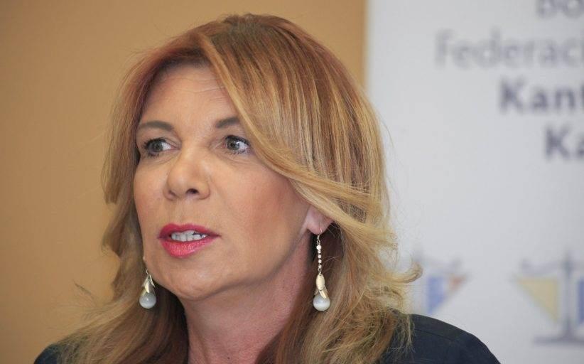 Odbijena disciplinska tužba protiv Dalide Burzić