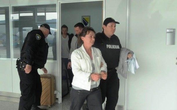 Halilović i Veseli: Žena albanskog porijekla