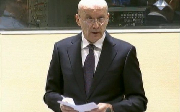 Britanija obavijestila Mehanizam o uslovima za prijevremeno puštanje Jadranka Prlića