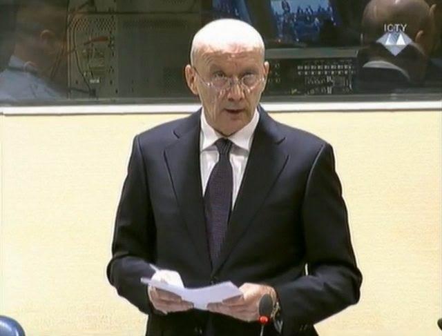 Prlić: Herceg-Bosna nije bila plod zločinačkog poduhvata