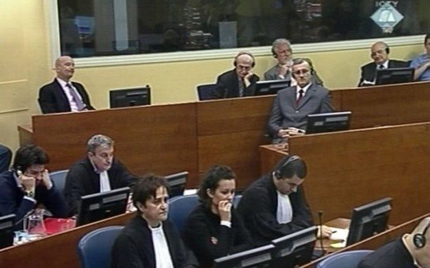 Croatia Seeks Role in Bosnian Croats' Hague Trial