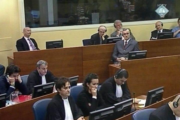 Hrvatska ponovo želi učešće u Prlićevom postupku, tužioci se protive