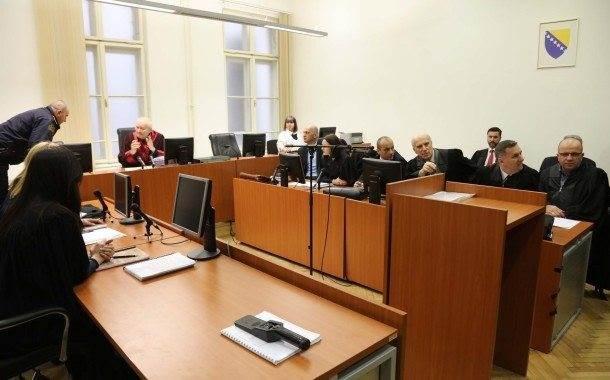 Zukić i ostali: Tužilaštvo uložilo telefonske listinge optuženih