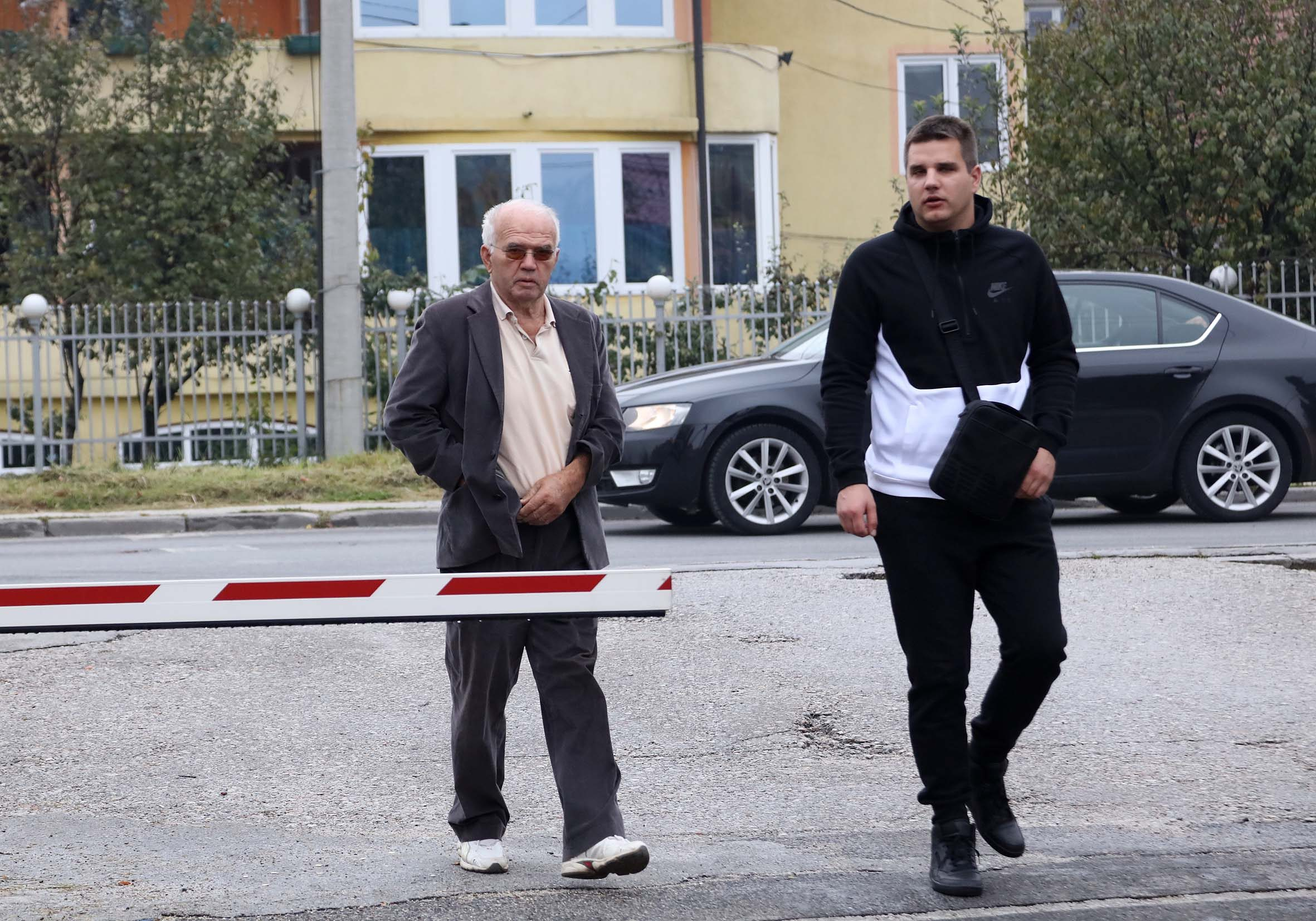 Miroslavu Čolaku pozlilo u sudnici