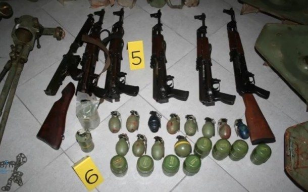 Sporazum o priznanju krivnje za krijumčarenje oružja u Austriju