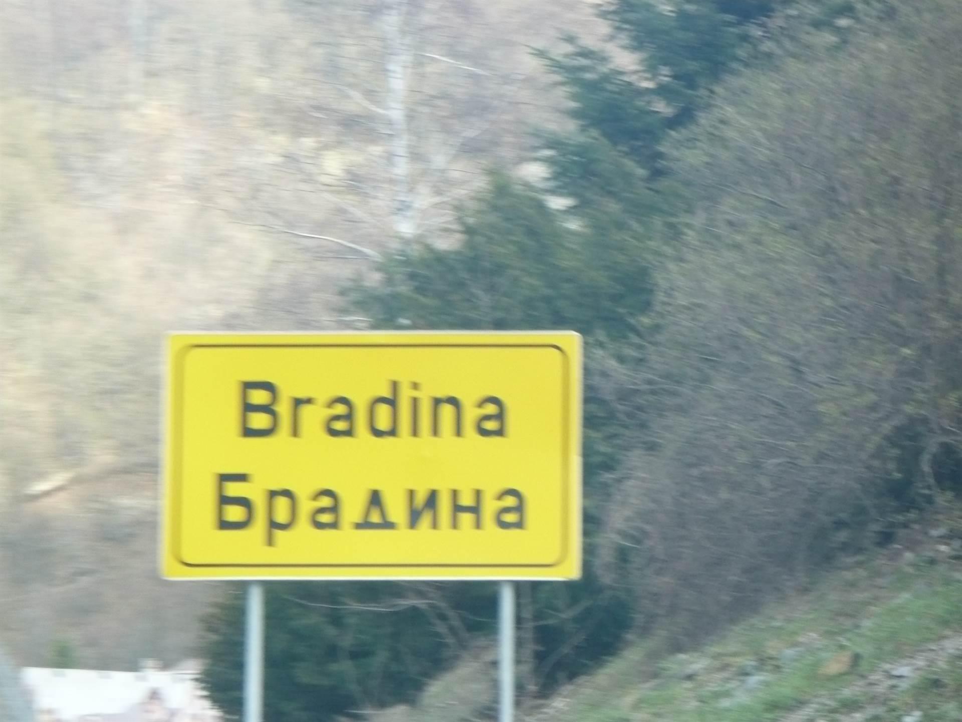 Esad Ramić i ostali: Izgorjele sve kuće u Bradini