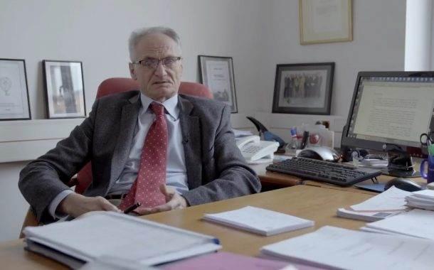 Sudija Branko Perić u ponedjeljak pred Disciplinskom komisijom