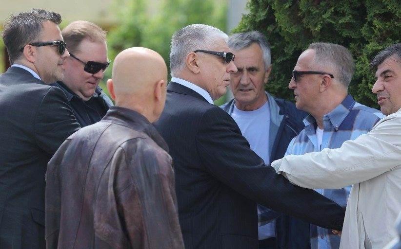 Vikić i ostali: Ministar nije znao za ubistva u Velikom parku