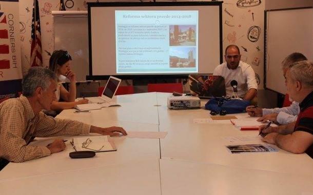 Prezentirana analiza reforme sektora pravde u Mostaru