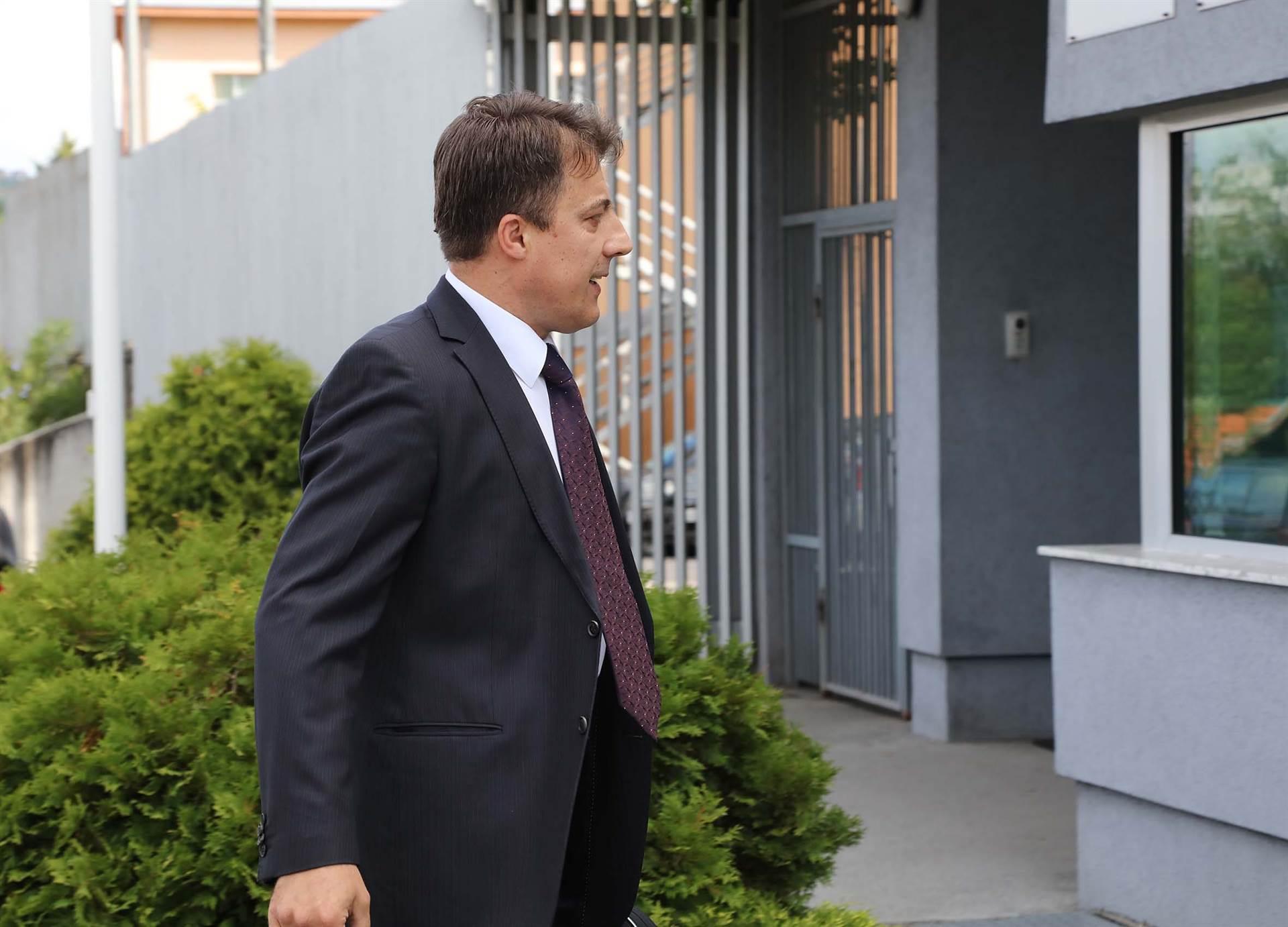 Čaušević vedrio i oblačio u Upravi za indirektno oporezivanje