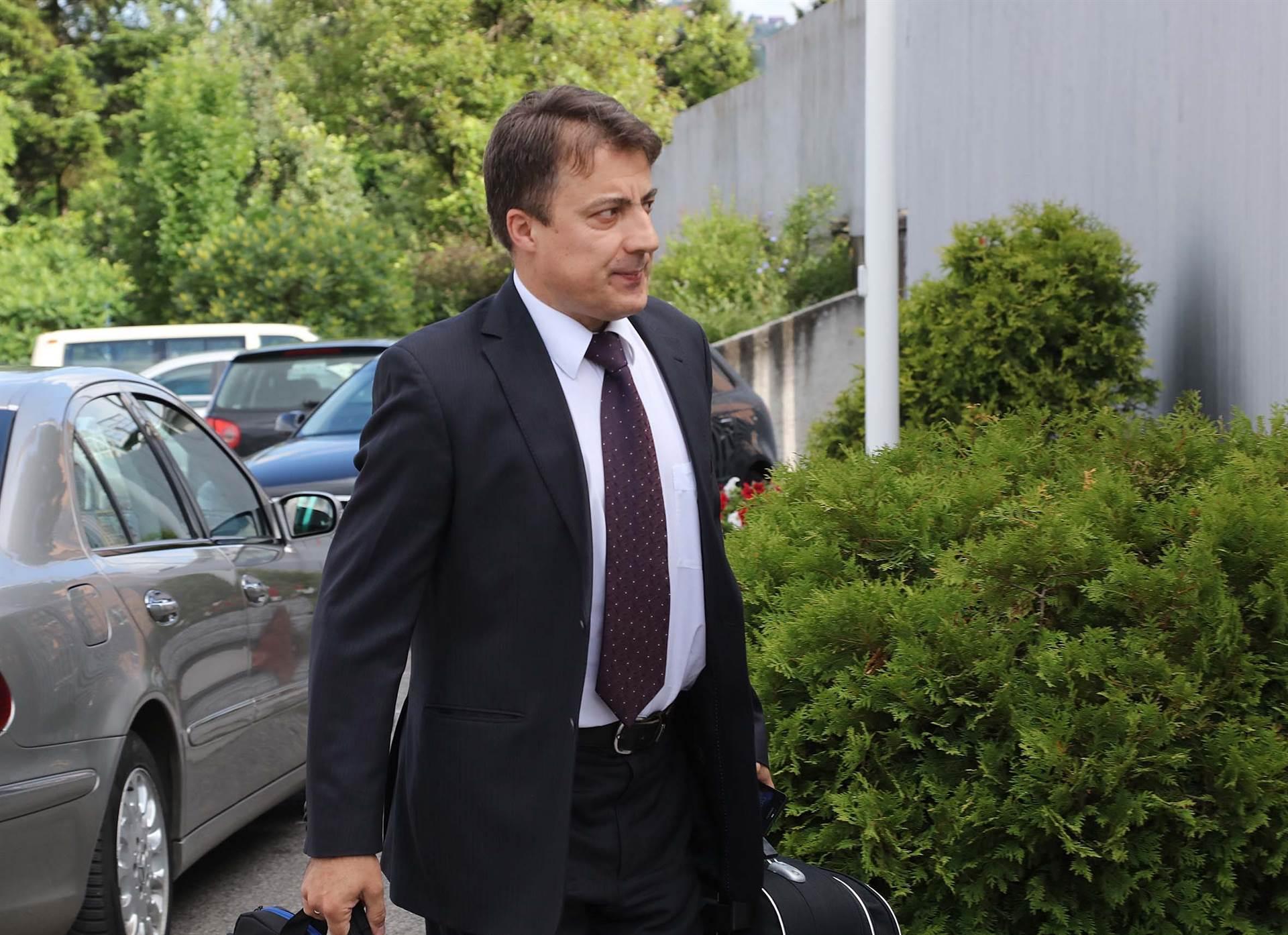 Čaušević smatrao da ga ruše prvi saradnici