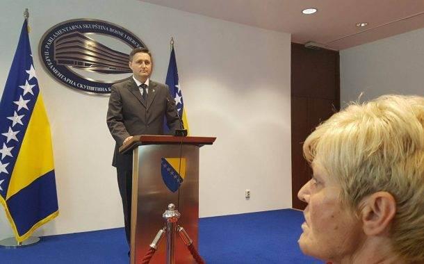 Bosnian MP Pushes Genocide Denial Legislation