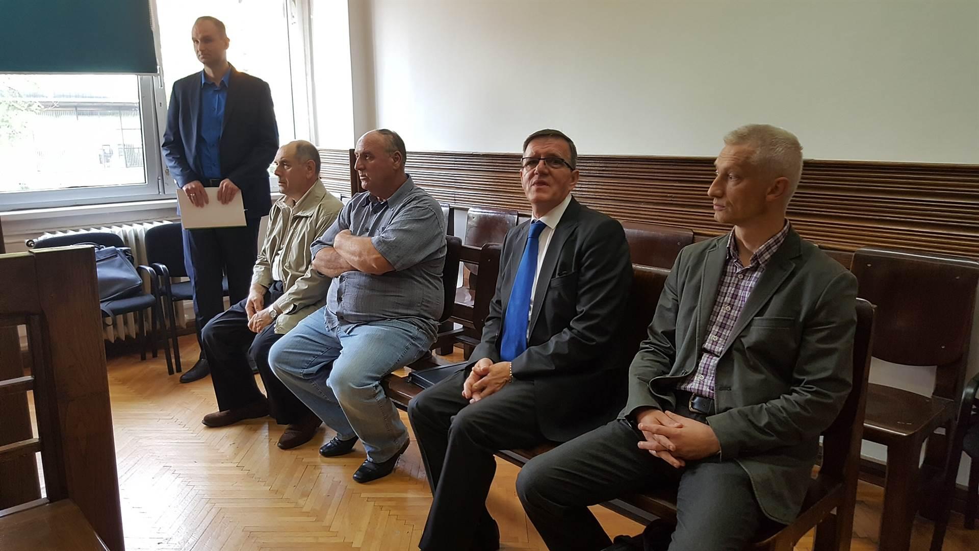 Besim Duraković operisan, nastavak suđenja u aprilu