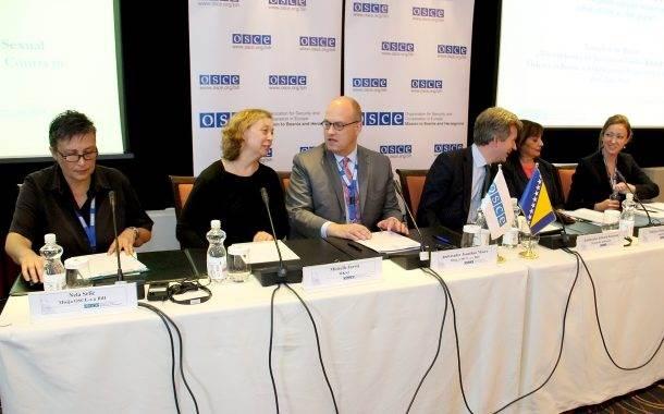 OSCE: Bosnia Boosts Wartime Sexual Violence Prosecutions