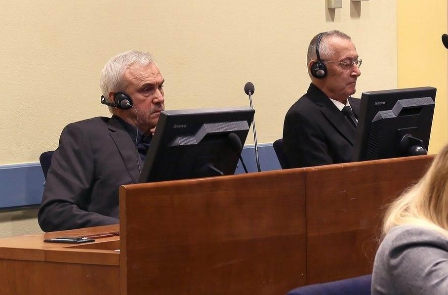 Stanišić i Simatović: Slušanje naredbi iz Beograda bilo normalno