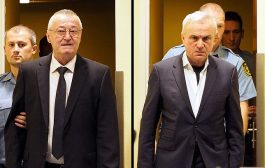 Closed Hearings at Serbian Security Chiefs' Trial Cause Mistrust
