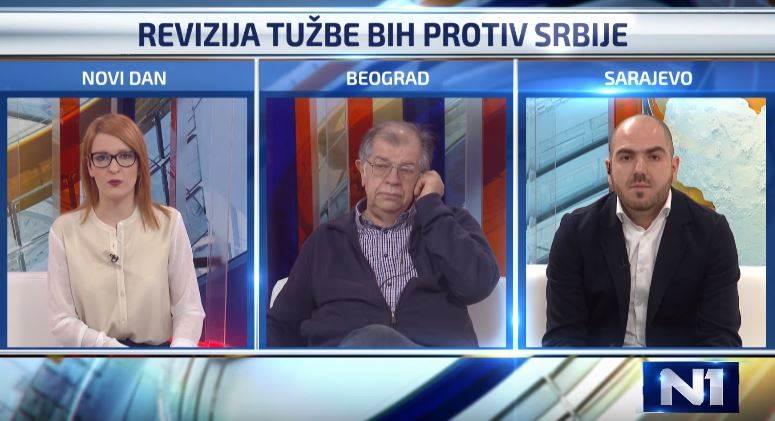 Tema jutra N1: Denis Džidić i Nenad Kecmanović