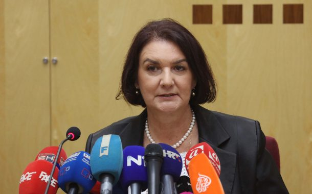 Bosnia Appoints First Female Chief State Prosecutor