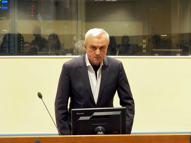 Serbian Security Chief Jovica Stanisic's Release Extended