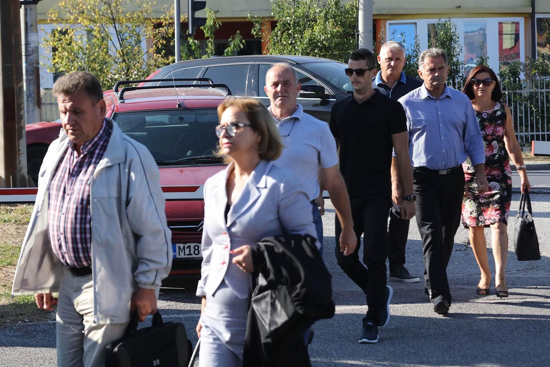 Matuzović i ostali: Svakodnevna zlostavljanja i ponižavanja svjedokinje