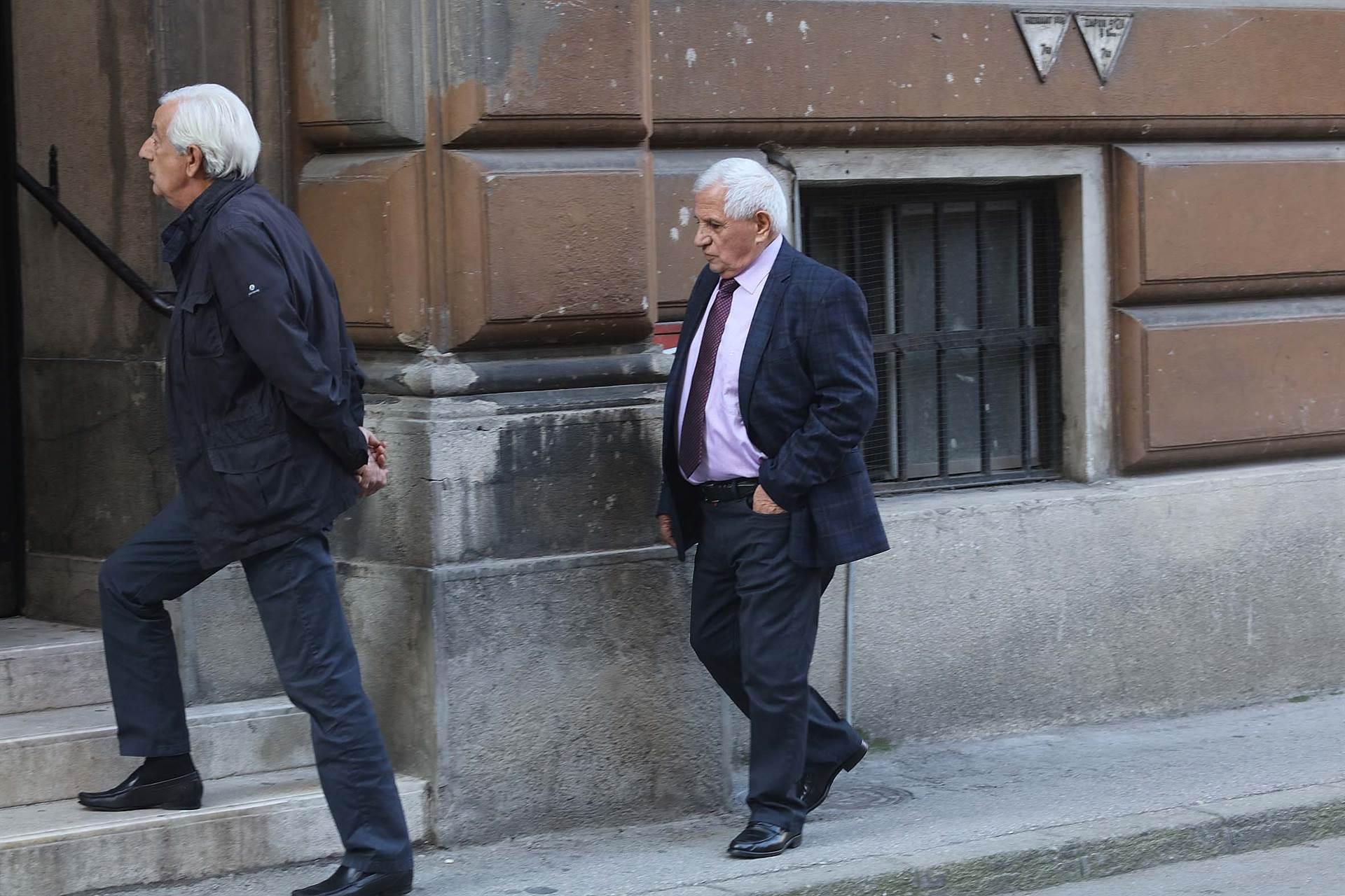 Tužilaštvo traži zatvorsku kaznu za bivše čelnike GRAS-a