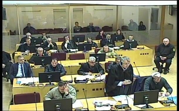 Dragičević i ostali: Suđenje zatvoreno za javnost