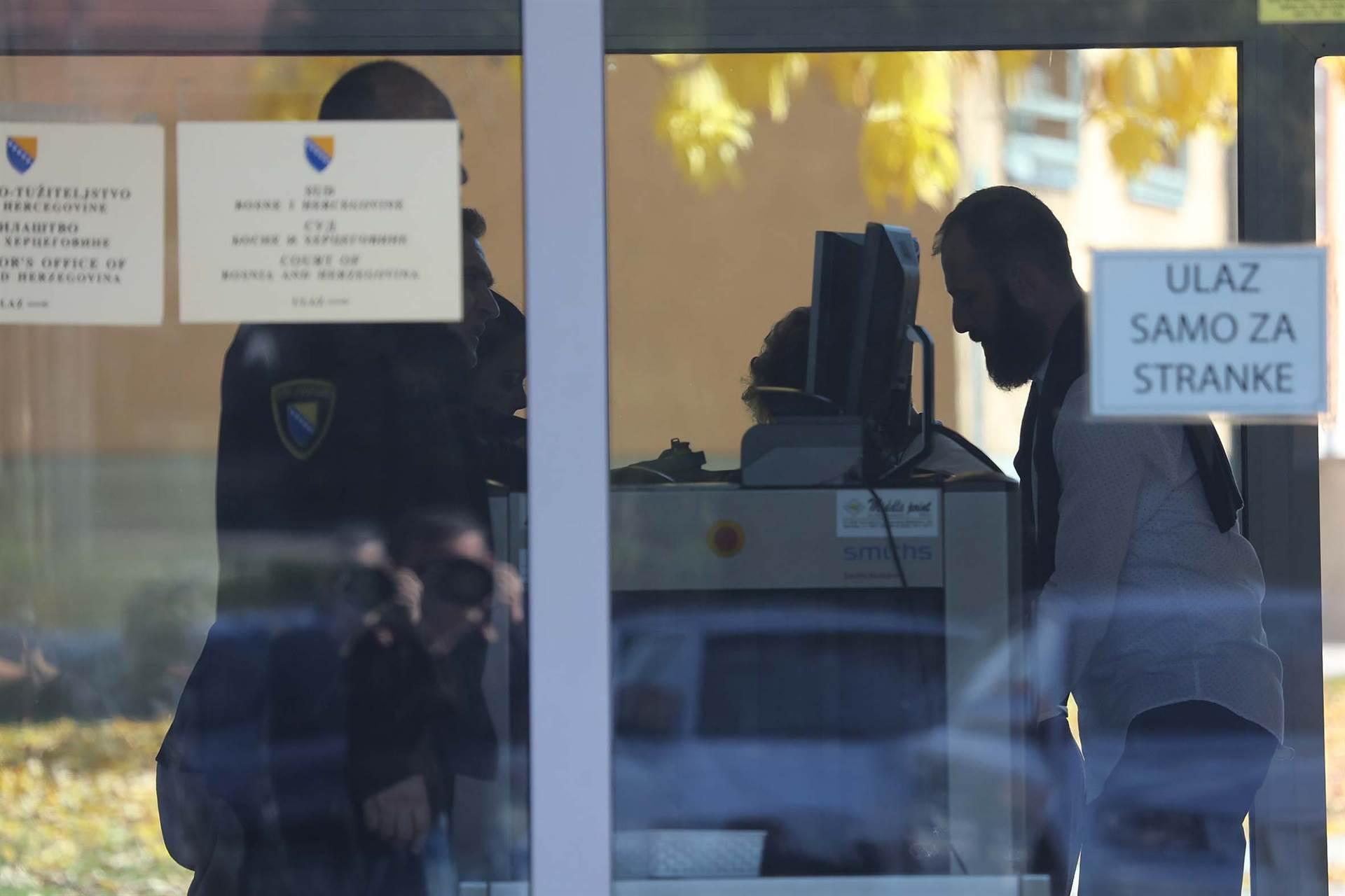 Potvrđena optužnica za pripremanje terorističkog napada
