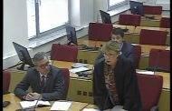 Ristanić: Dokumenti oduzeti od optuženog