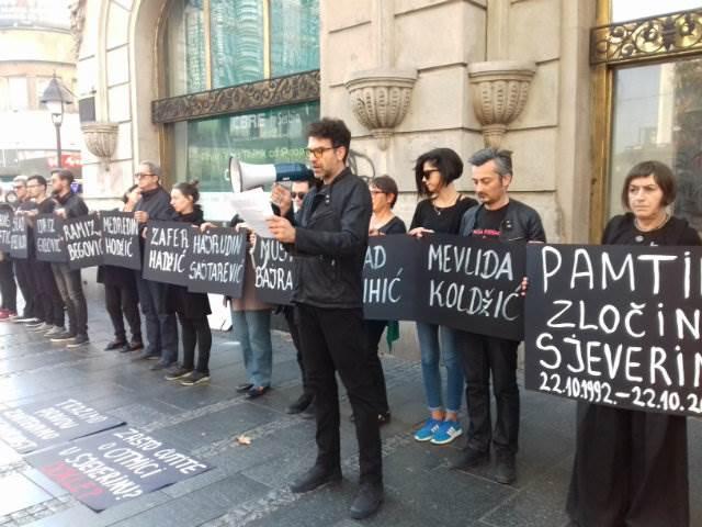 Srbijanski aktivisti u borbi za naknade bošnjačkim žrtvama