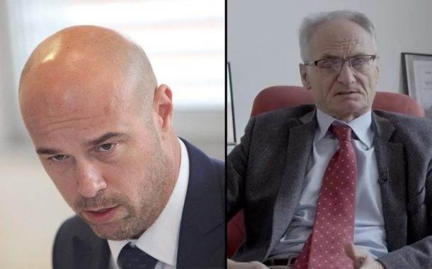 Tegeltija pozvao Branka Perića da suoče stavove u debati