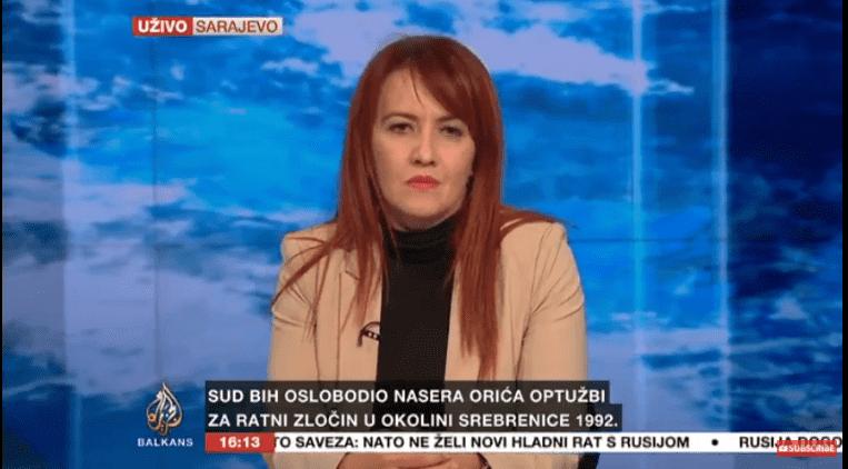 Erna Mačkić: Sud BiH se do sada jako dobro nosio s pritiscima