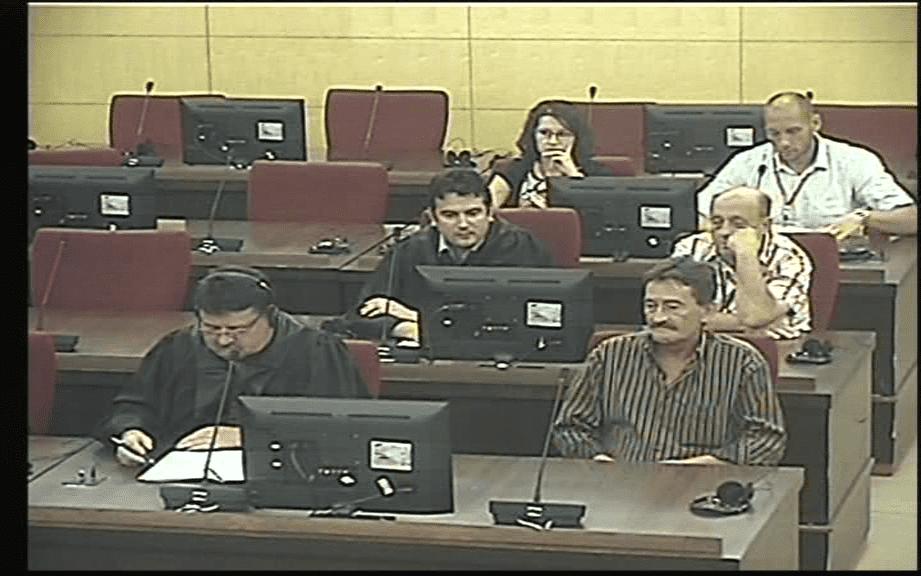 Milojica i Rivić: Suđenje odgođeno zbog bolesti optuženog