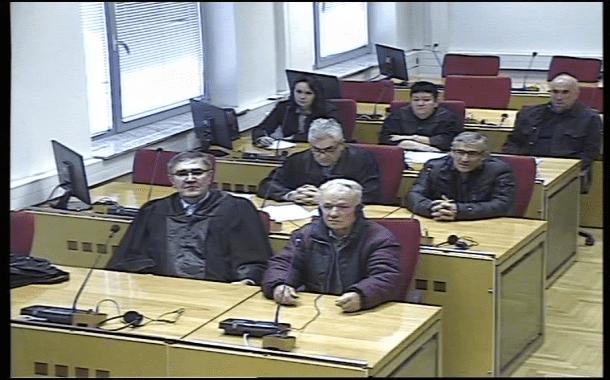 Tasić i ostali: Razgovor optuženog sa Muharemom Dizdarevićem