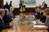 Hague Tribunal President Raps Serbia During Belgrade Visit