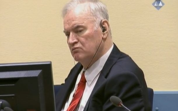 Ratko Mladic's Bid to Prosecute Hague Doctors Rejected