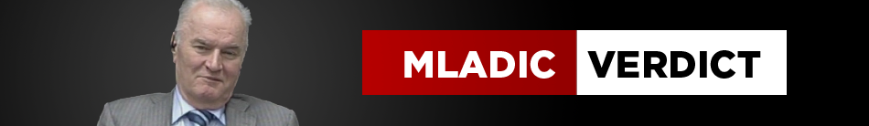 Mladic verdict