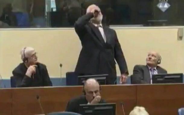 Slobodan Praljak Court Suicide: Source of Poison Not Found