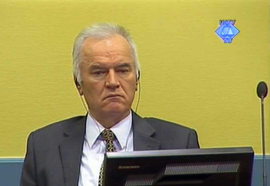 Historijska presuda najtraženijem bjeguncu - Ratku Mladiću (VIDEO)