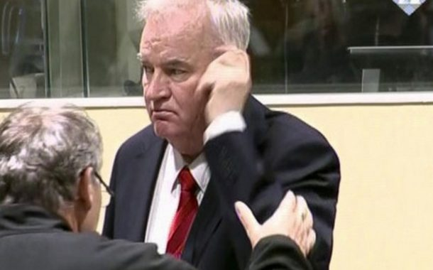 Probe Launched After Ratko Mladic Speaks on Serbian TV