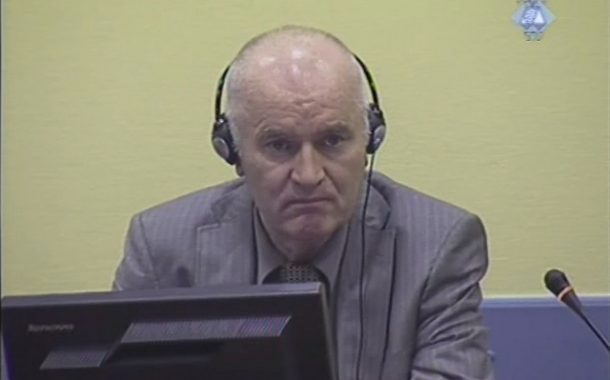 Hague Tribunal and Serbs Spent €2m on Mladic Trial