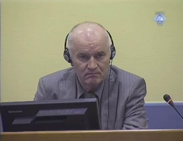 Srbija proglasila optužnicu protiv Mladićevih pomagača državnom tajnom