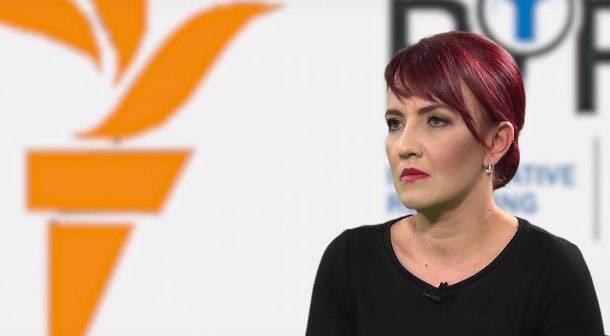 Erna Mačkić uživo za RSE: