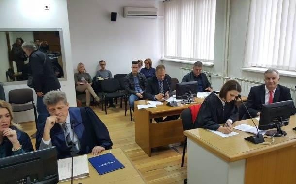 Odgođeno iznošenje završnih riječi na suđenju Lijanoviću i Šakiću