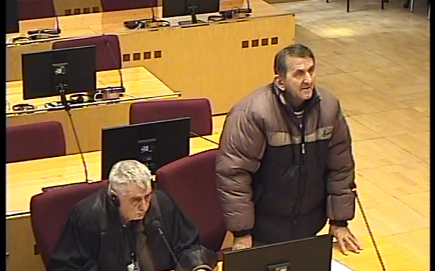 Bosnian Serb Ex-Policeman Asks for Acquittal in Persecution Trial