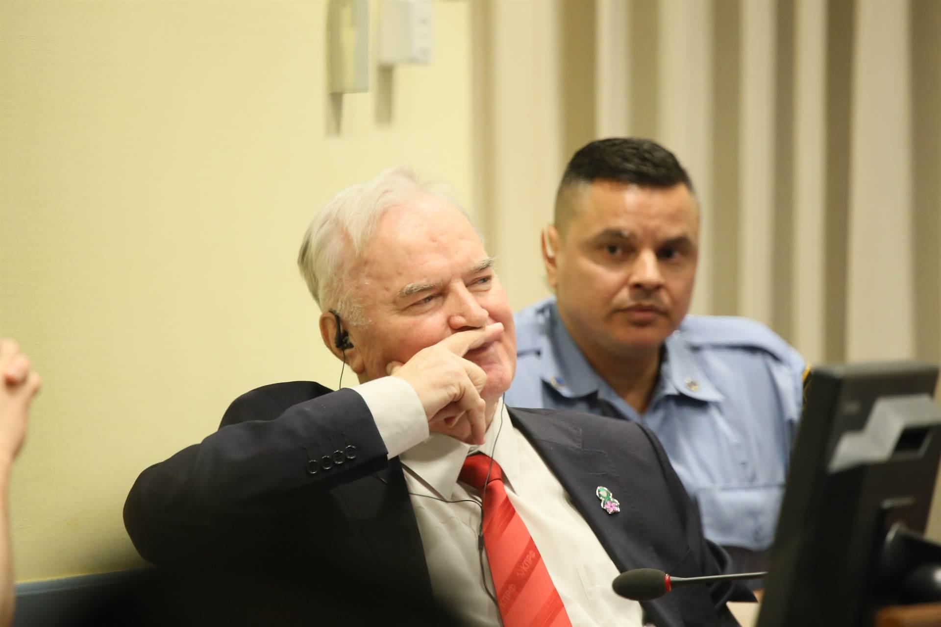 Odbijen zahtjev za preispitivanje odluke o izmjeni Mladićevog Vijeća